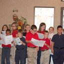 Singing at the Nursing Home photo album thumbnail 3